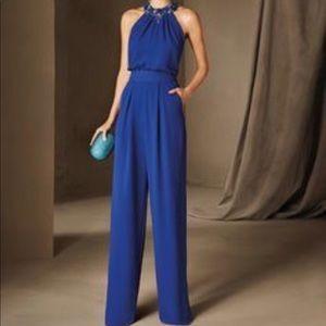 New!!! Cobalt Jumpsuit Size 16W